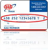 Aaa register valid membership for Aaa motor club phone number